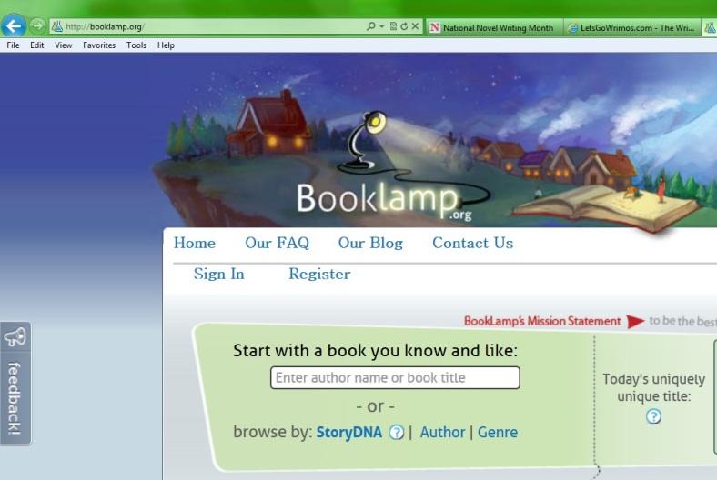 booklamp